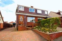 3 bed semi detached house in Kepscaith Road, Whitburn...