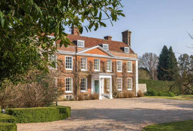 7 Bedroom Country House For Sale In Rogate West Sussex Gu31