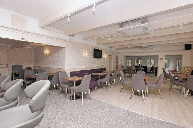 Wickham Court Bar