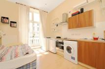 Studio apartment to rent in Belgrave Road,