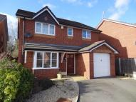 Detached home in Maes Telford, Trevor