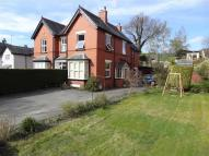 3 bedroom house in Abbey Road, Llangollen...