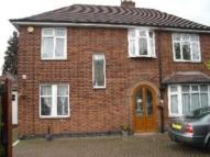 3 bed home to rent in Gedling, Nottingham