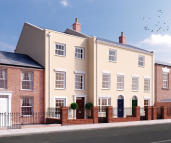 3 bed new development for sale in Clarendon Mews...