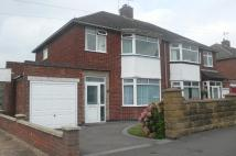 semi detached property in Coppice Road, Whitnash