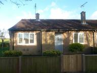 1 bed Bungalow in Roebuck Drive...