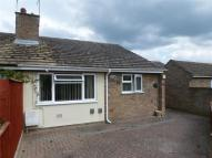Semi-Detached Bungalow to rent in The Rookery, BRANDON
