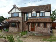4 bedroom Detached house in Station Road, Lakenheath...
