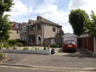 semi detached property in Balmoral Road, Hornchurch