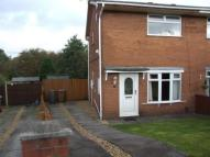 2 bedroom semi detached property in Kirkbride Close...