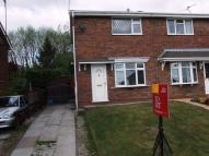 semi detached home in Powy Drive, Kidsgrove