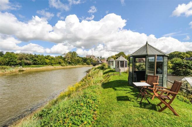 Riverbank and Views