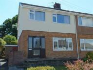 3 bedroom semi detached house in Y Berllan, Llanrwst...
