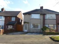 semi detached property to rent in Fox Lane, SHEFFIELD