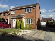 2 bed semi detached house in Birley Spa Lane...