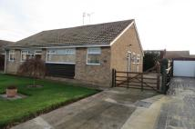 2 bed Semi-Detached Bungalow in Dene Walk...