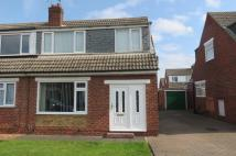 semi detached property in Woodford Close...