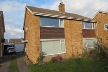 3 bedroom semi detached house in Delamere Drive...