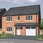 new home for sale in Plot 10 The Willows...