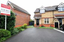 2 bed Town House in 8 Goldcrest Close...