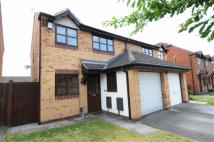 semi detached house in Hotspur Drive...