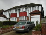 3 bed semi detached home to rent in Barn Rise, Wembley...