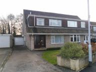 3 bed semi detached property in Manor Drive, Elloughton...