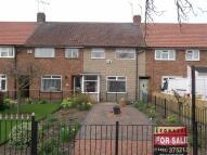Terraced house in Waveney Road, Hull...