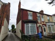 End of Terrace property for sale in Albert Avenue, Hull...