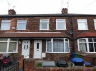 Terraced house in Penshurst Avenue, Hessle...