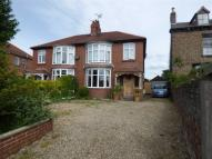 3 bedroom semi detached home for sale in Driffield Road...