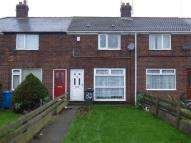 Terraced house in Marfleet Avenue, Hull...