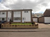 semi detached home for sale in Meigle Row, Clovenfords...
