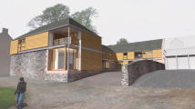 Barn Conversion in Galashiels, TD1