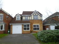4 bed Detached home for sale in Cooke Close...