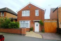 3 bed Detached home in Holyoake Street, Enderby...