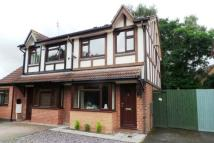 semi detached house in Furrows Close...