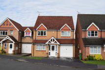 Detached home in Vyner Close...