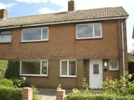 3 bed semi detached home in Patton Way...