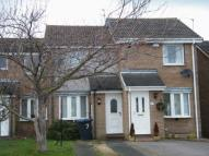 Terraced house in Castle Way...