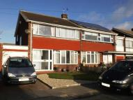 3 bed semi detached property in The Fairway...