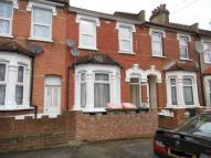 Terraced home to rent in Kempton Road, East Ham