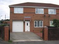 3 bedroom semi detached home in Browning Avenue...