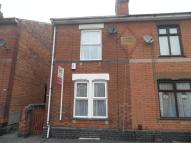 semi detached home to rent in Beatty Street, Alvaston...