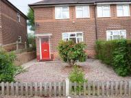 2 bed semi detached property in Webbcroft Road...