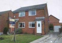 semi detached house in Croasdale Drive...