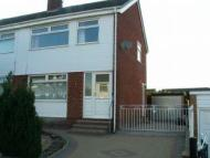 3 bedroom semi detached home in Kingsbury Close, Flint...