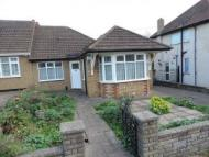 Bungalow to rent in Monkswood Avenue...