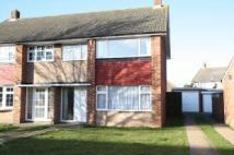 3 bedroom semi detached home to rent in Marling Way, Gravesend...