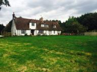 Detached house to rent in Ladysen Farmhouse...